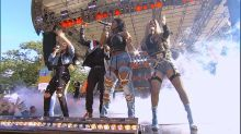 Fifth Harmony and Gucci Mane perform 'Down'