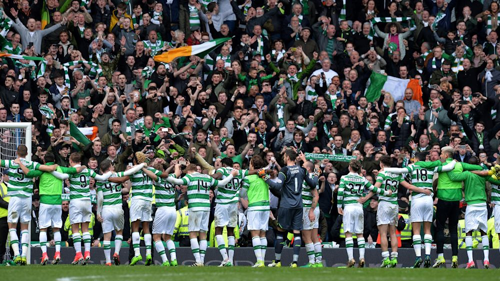 Celtic-Aberdeen 2-1: Coppa di Scozia e 'Triplete'