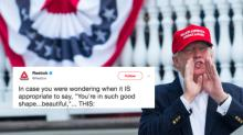 Donald Trump Could Learn A Lot From Reebok's Viral Tweet