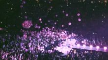 Pink balloons used as symbol of joy after Manchester tragedy