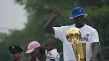 Detroit Pistons' Ben Wallace to be 1st undrafted player inducted into Hall of Fame: Report