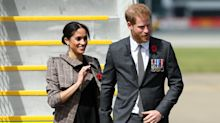 Meghan Markle's sold-out ASOS maternity dress is back
