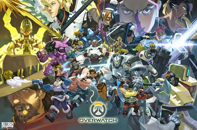 'Overwatch' turns one with another event and free weekend