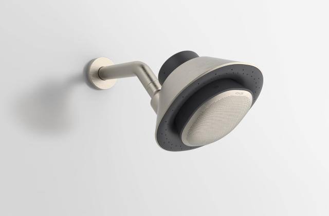 Kohler's new showerhead is also an Alexa-powered smart speaker