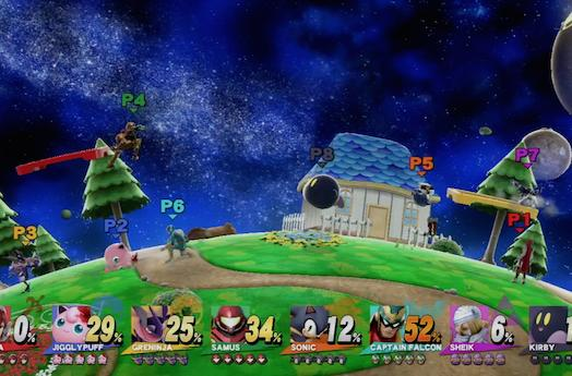Super Smash Bros. for Wii U video review: Fight club