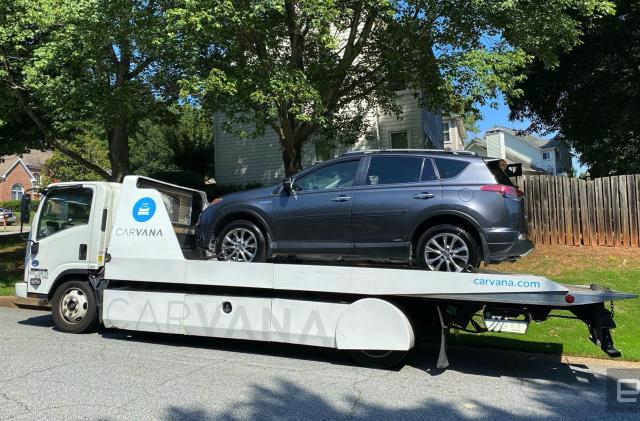 Carvana made buying a car painless during pandemic hell
