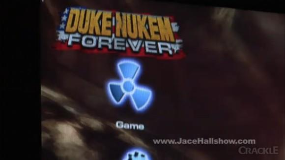 Jace Hall says goodbye to Duke Nukem Forever, hello to new footage