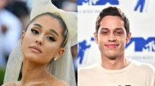 Pete Davidson confirms Ariana Grande engagement on The Tonight Show with Jimmy Fallon