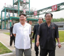 North Korea's Kim declares missile launch from sub 'greatest success'