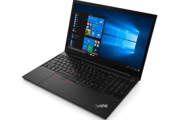Lenovo's new ThinkPad E14 and E15 pack AMD's powerful Ryzen 4700 chips