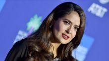 Bikini-Post mal anders: Salma Hayek rüttelt sich und schüttelt sich