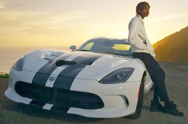 Wiz Khalifa snags the YouTube crown from 'Gangnam Style'