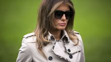 Melania Trump's Black History Month post picked apart on Twitter: 'You really don't care do you'