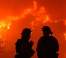 Southern California: Elevated fire danger remains this week despite less wind