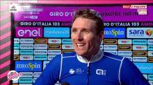 Cyclisme - Giro : Démare : «Chapeau à mes équipiers»