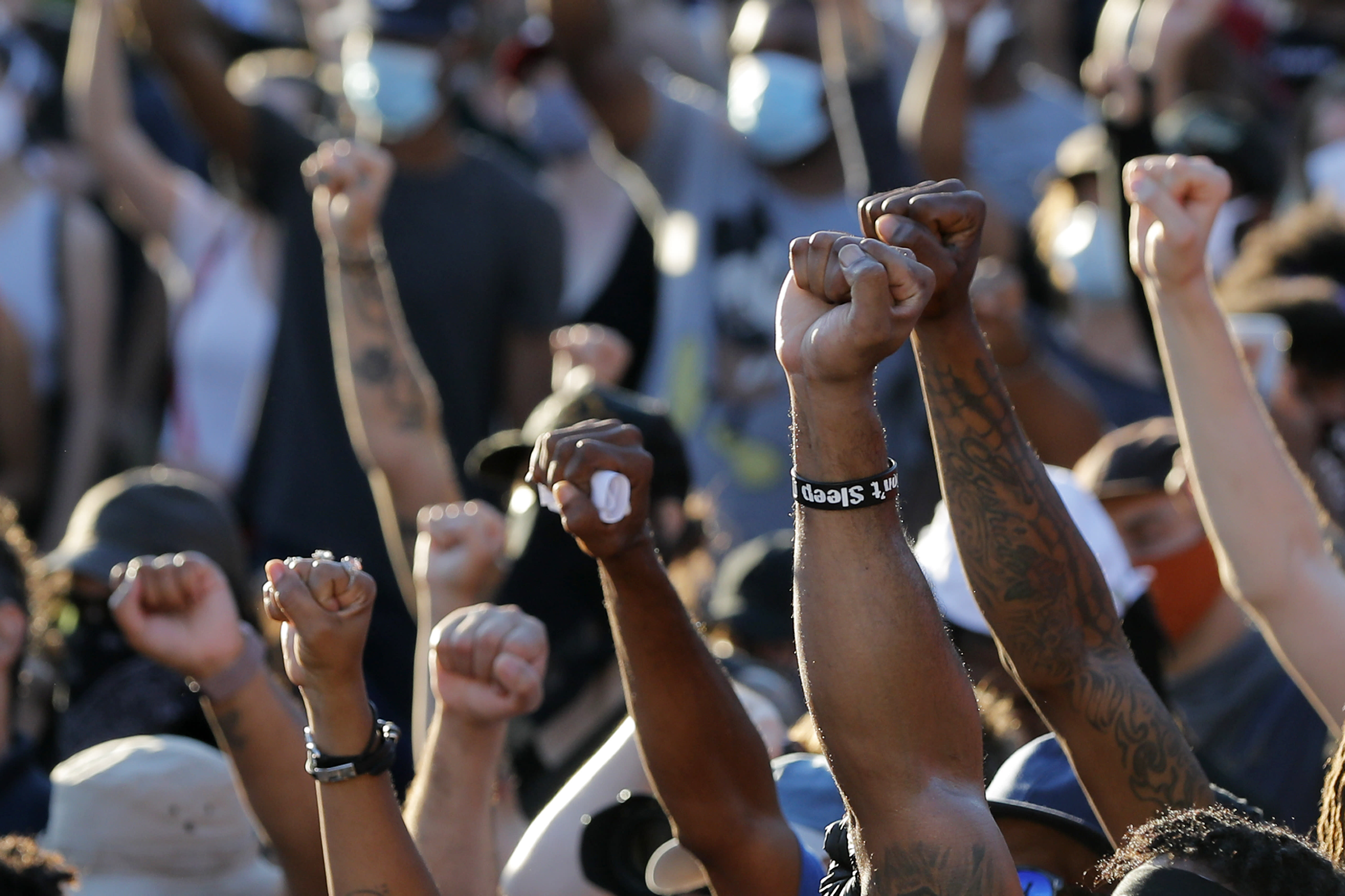 How protests spurred Corporate America into action on race, inequality