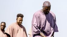 Kanye West declares himself 'new Moses' as he demands release from Universal and Sony contract