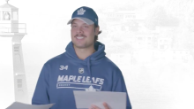 Maple Leafs try to figure out common Newfoundland phrases