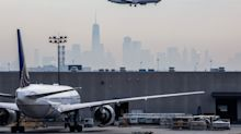 Newark Pilot Says Drone 'Probably 20 Feet, 30 Feet' From Wing
