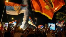 Montenegro pro-West party risks ouster after three decades