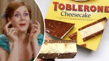 Toblerone's new frozen cheesecake causes a stir at Coles