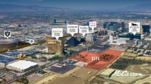 38-Acre-Property On The Iconic Las Vegas Strip Goes To Bankruptcy Auction