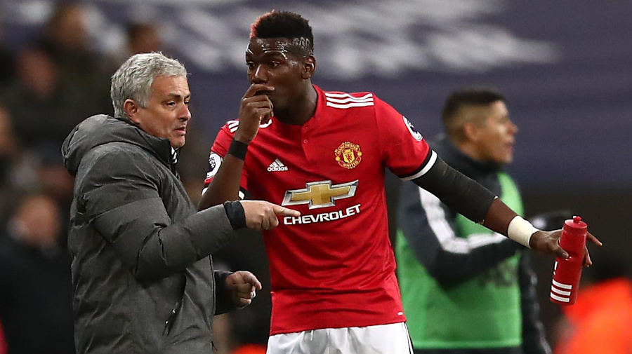 Paul Pogba criticises former manager Jose Mourinho in candid interview