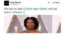 A beauty site thought Whoopi Goldberg was Oprah at the Oscars