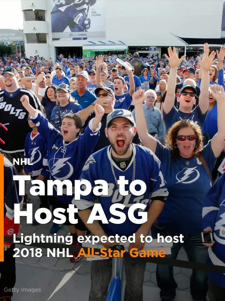 A fan's guide to the fun and celebrities at Tampa's NHL ...
