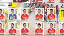 Panini lance une nouvelle édition Tour de France, en hommage à Raymond Poulidor