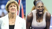 Brutal Margaret Court twist in Serena Williams' US Open loss