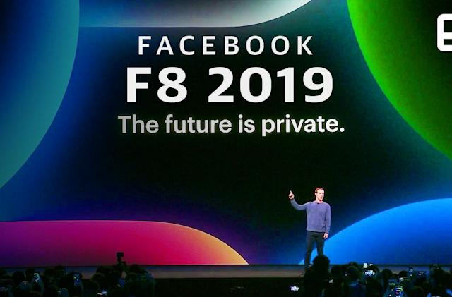 Watch Facebook's F8 2019 keynote in 13 minutes