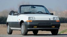 Malas noticias: este Renault Supercinco Cabrio ya se ha subastado