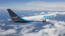 Amazon Air expands with 10 more cargo aircraft, bringing fleet to 50 planes