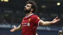 Mo Salah ties Premier League goalscoring record as Liverpool draws West Brom