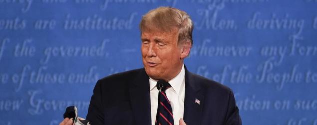 President Trump. (AP)