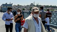 Fears grow in Turkey as daily virus cases top 1,000
