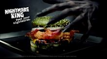 Can Burger King's 'Nightmare King' Really Give You Bad Dreams?