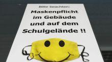 Maskenpflicht in Baden-Württemberg auch im Unterricht