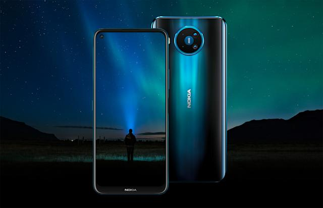 HMD's Nokia 8.3 5G 'flagship' is coming to the US this fall
