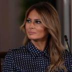 Melania Trump Slams Tell-All Author as Social Climber & Fake Friend