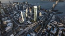 San Francisco's Sky-High Office Rents to Slip