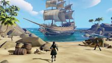 Who cares about loot? For 'Sea of Thieves,' Rare hid the real fun in the hijinks