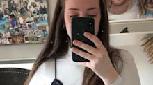 Teen girl sent home from school for 'inappropriate' outfit