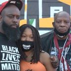 Michael Brown's father attends Breonna Taylor protest in Kentucky