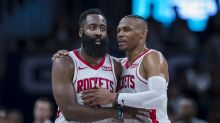 Russell Westbrook on James Harden: Don't normalize his greatness