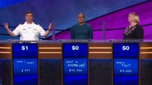 'Jeopardy!' contestant's surprising win with only $1