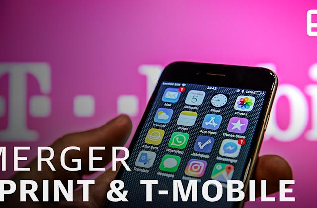 DOJ could approve T-Mobile and Sprint merger tomorrow