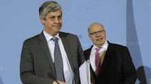 New eurozone chief urges speed in strengthening euro