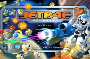 Super duper Jetpac Refuelled game guide